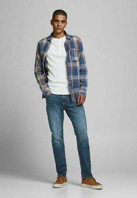 Jack & Jones - Jeans straight leg - blue denim - 1