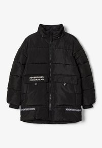 Name it - NKMMANNIBAL - Winter coat - black - 3