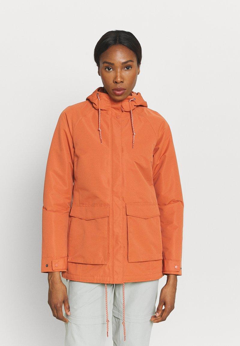 Columbia - SOUTH CANYON™ JACKET - Hardshell jacket - teak brown