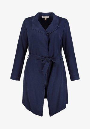 Trenchcoat - midnight blue