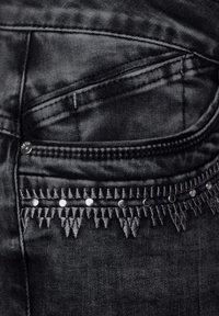 Cecil - Straight leg jeans - schwarz - 4