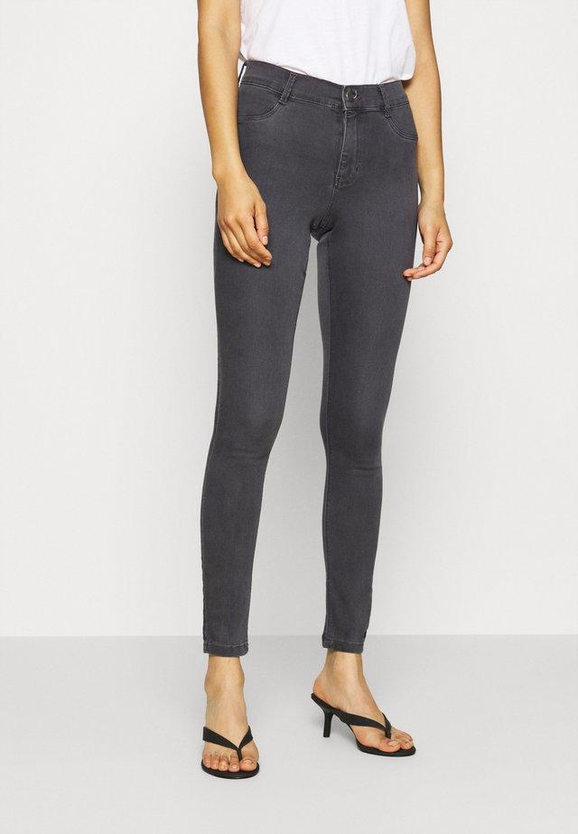 FRANKIE - Jeans Skinny Fit - charcoal
