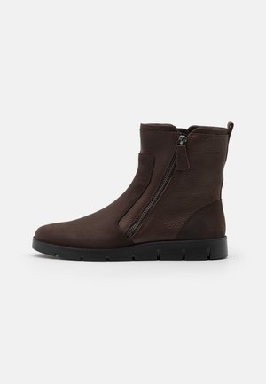 BELLA - Classic ankle boots - dark brwon