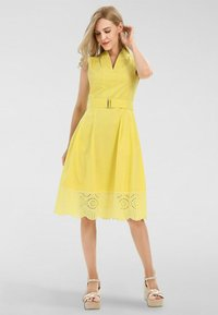 Apart - Cocktail dress / Party dress - yellow - 1