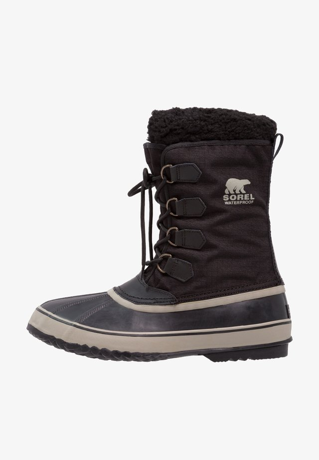 1964 Pac - Winter boots - black tusk