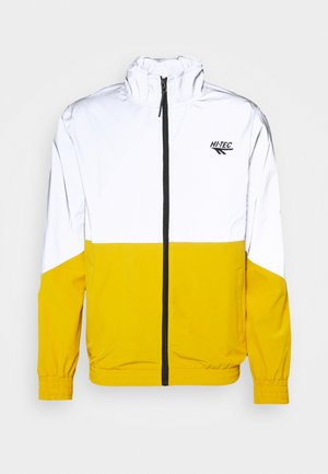 MELVIN COLOURBLOCK REFLECTIVE TRACK JACKET - Training jacket - golden glow
