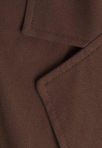 Trendyol - Blazer - brown - 2