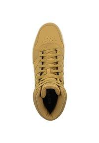 adidas Performance - HOOPS 2.0 MID - High-top trainers - st tan-st tan-raw desert - 1