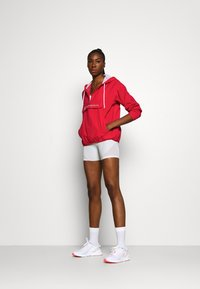 Champion - HALF ZIP - Větrovka - red - 1
