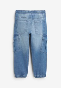 Next - Relaxed fit jeans - light-blue denim - 3