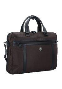Victorinox - Briefcase - darkearth - 1