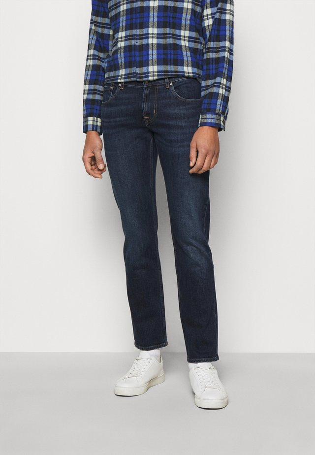 DORADO - Jeans slim fit - dark blue