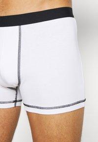 Pier One - 5 Pack - Panties - black/mottled grey - 6