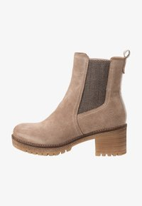 Tamaris - Classic ankle boots - taupe - 1