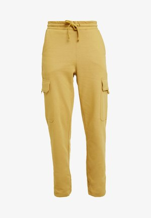 WILLOW - Tracksuit bottoms - camel