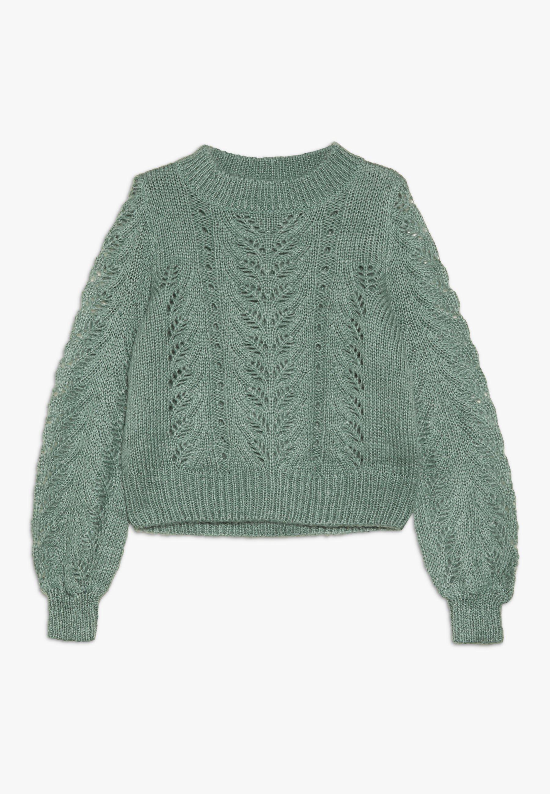 Große Förderung Grunt LIVA - Strickpullover - green bay | Damenbekleidung 2020