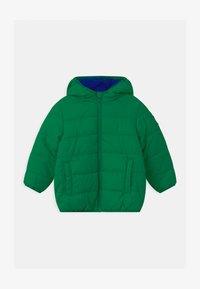 Benetton - Winter jacket - olivegreen - 0