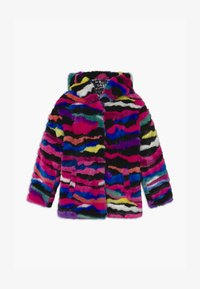 Desigual - PELUCHE - Winter jacket - red - 0