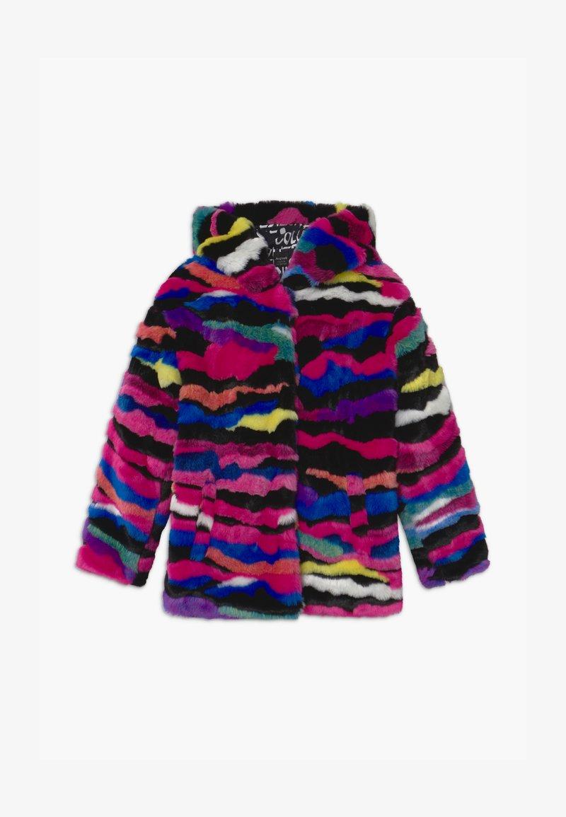 Desigual - PELUCHE - Winter jacket - red