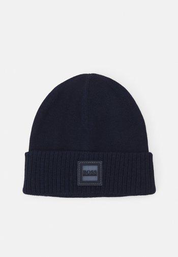 PULL ON HAT UNISEX - Beanie - bleu cargo