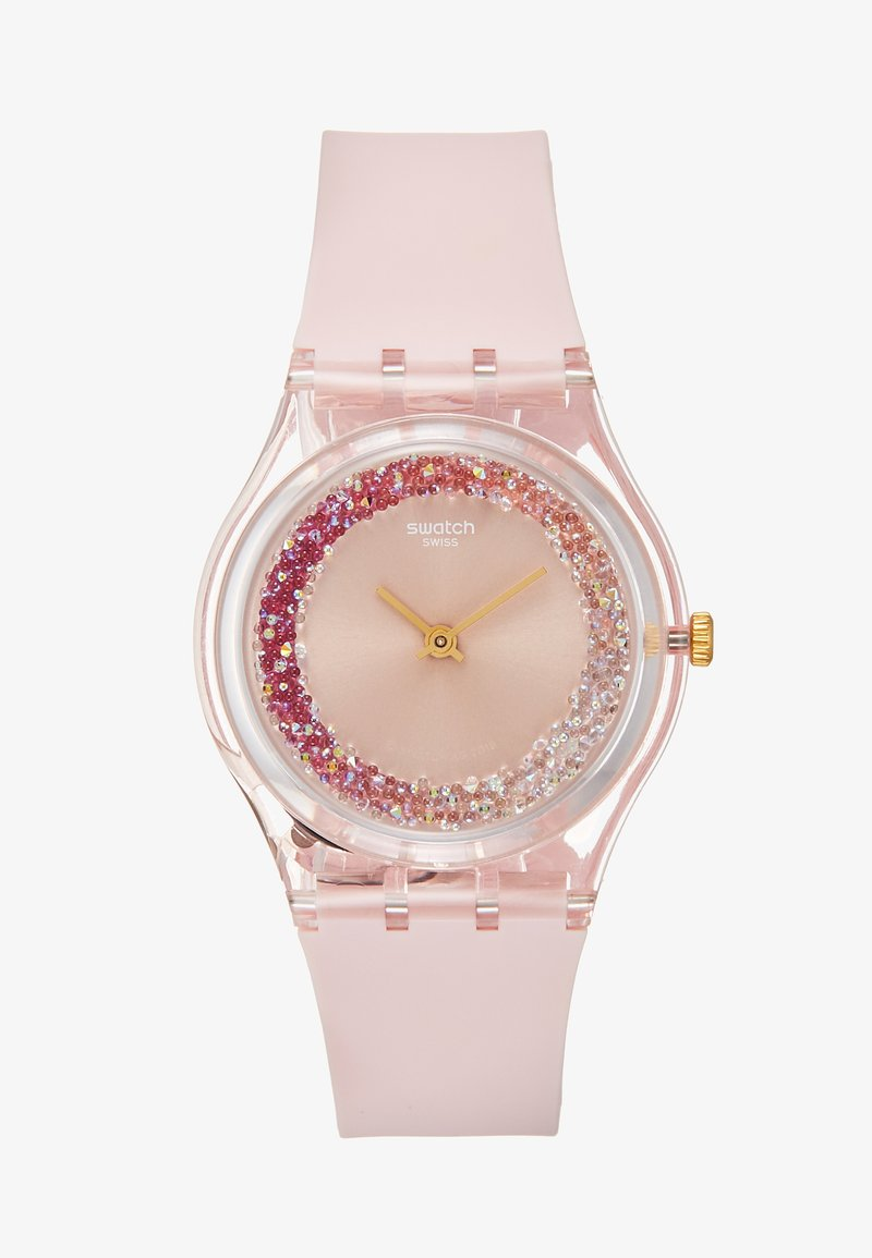Swatch - KWARTZY - Horloge - rosa