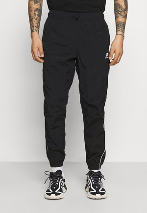 ATHLETICS WIND PANT - Tracksuit bottoms - black