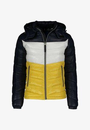 JORROLL - Winter jacket - gelb