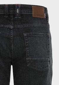 camel active - Straight leg jeans - black ink - 6
