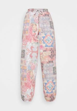 JOGGERS  WAIST - Tracksuit bottoms - multi