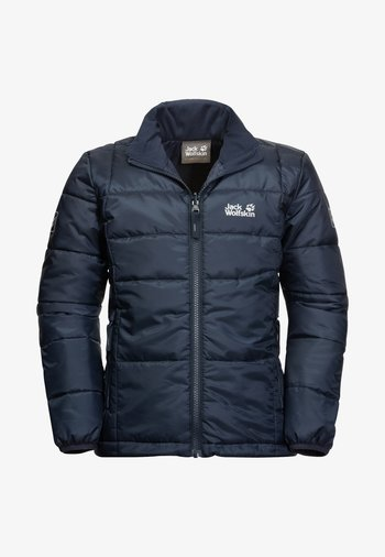 Winter jacket - night blue
