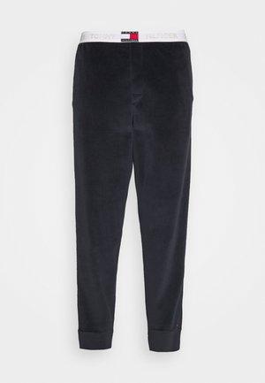HOLIDAY TRACK PANT - Pyjama bottoms - blue