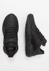 Nubikk - ELVEN ROYAL - Sneakers basse - black raven - 1