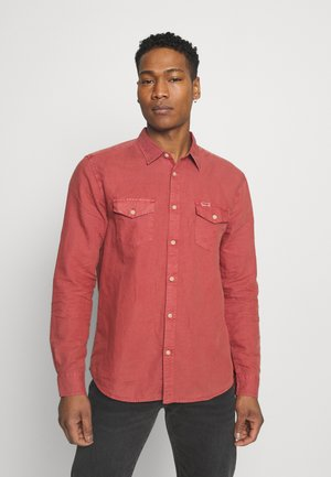 FLAP - Shirt - barn red