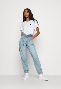 American Eagle - Relaxed fit jeans - blue breeze - 1