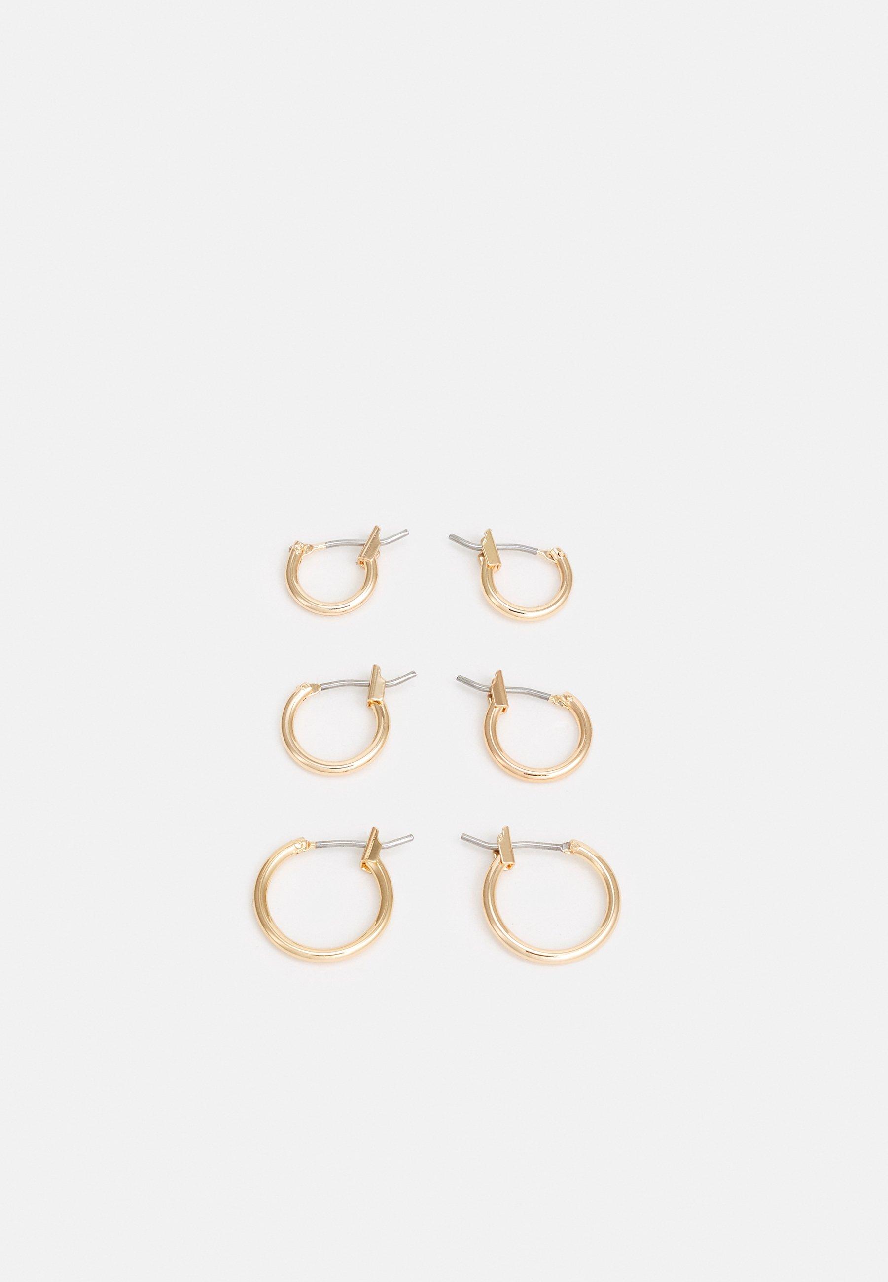 Women MID HOOP 3 PACK - Earrings