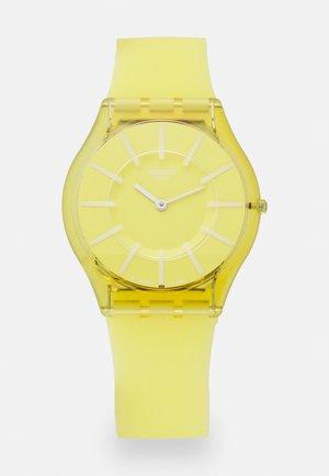LEMONATA - Klocka - yellow