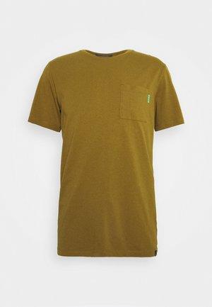 Camiseta básica - military green