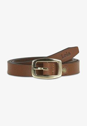Cinturón - light brown