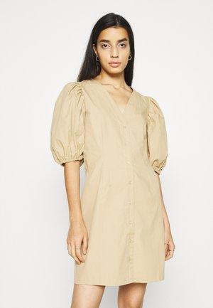 MARY DRESS - Day dress - beige