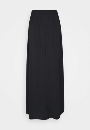 IHVERA - Maxi skirt - black