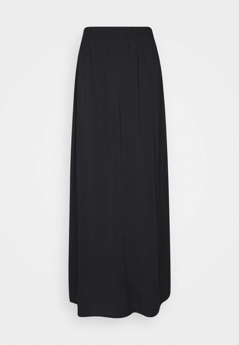 ICHI - IHVERA - Maxi skirt - black