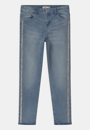 SIDE  - Slim fit jeans - ensign blue