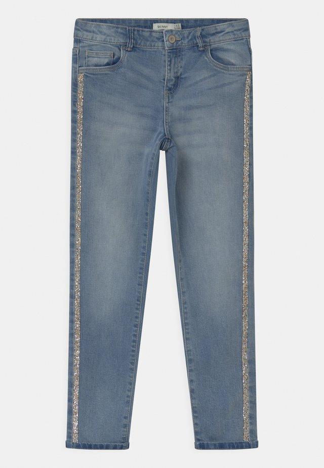 SIDE  - Slim fit jeans - ensign blue
