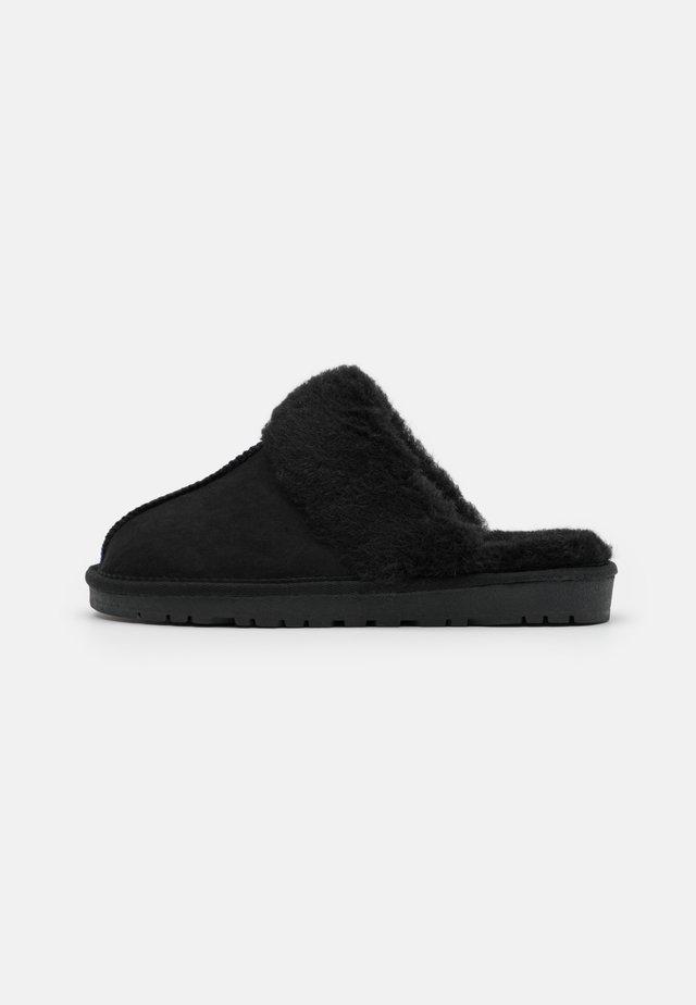 BIASWEETIE HOMESLIPPER - Pantoffels - black