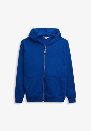 Zip-up hoodie - bright blue
