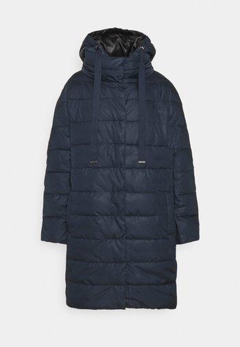 URBAN ADVENTURE COAT - Zimní kabát - midnight blue