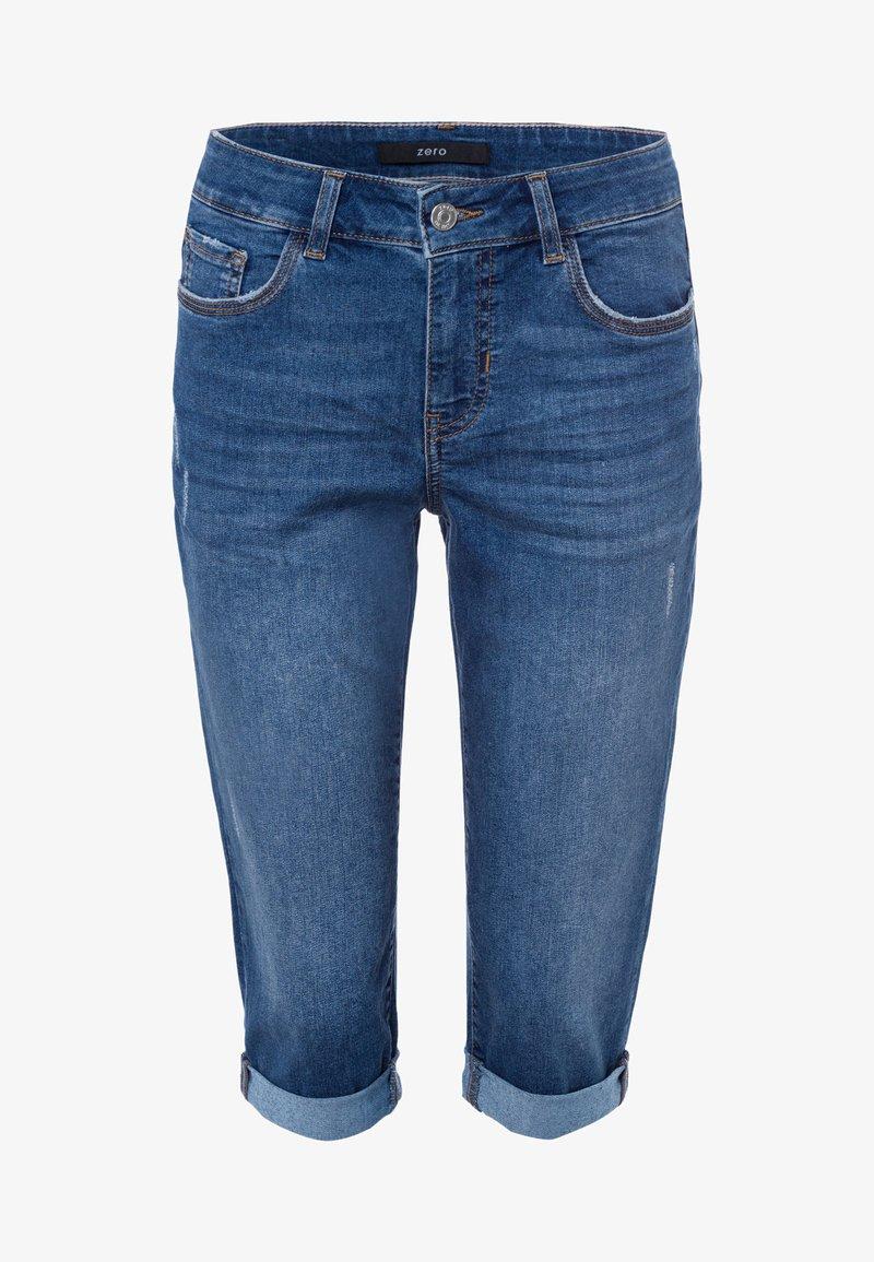 zero - Slim fit jeans - atlantic blue authentic wash