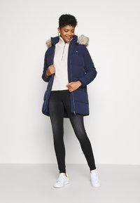 Tommy Jeans - MODERN COAT - Winter coat - twilight navy - 1