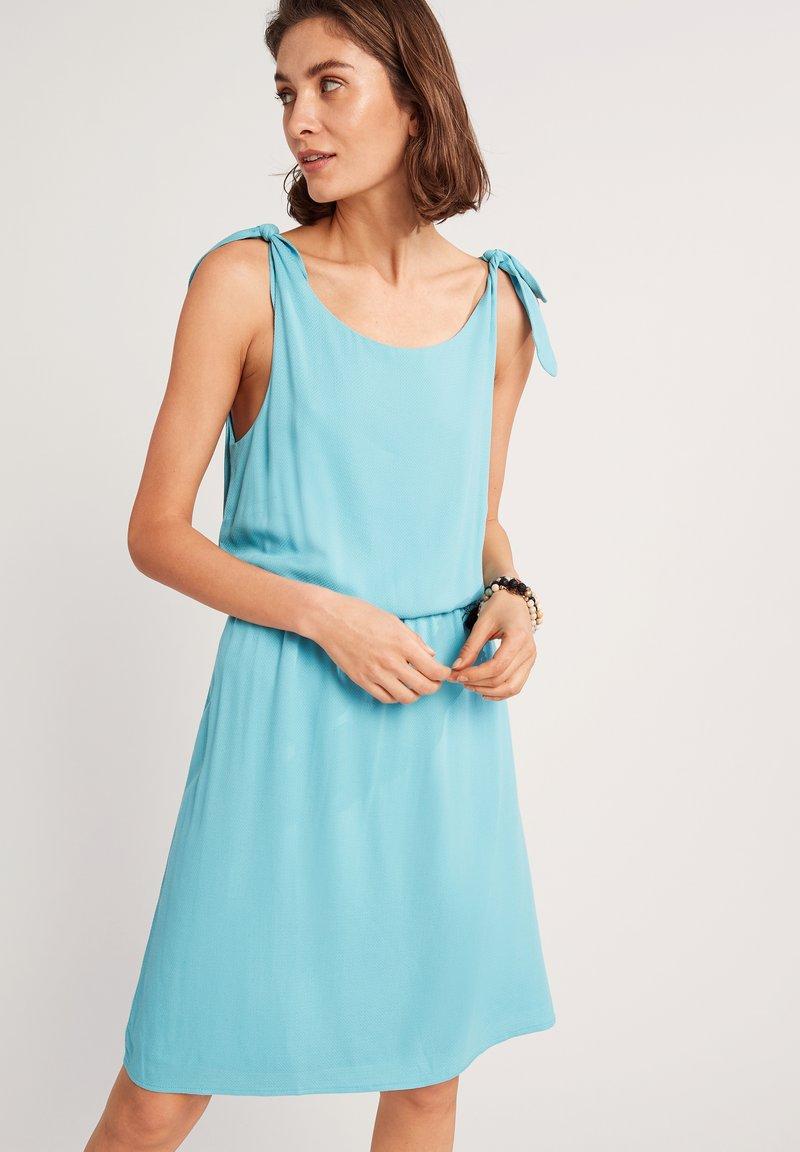 comma - Day dress - seablue