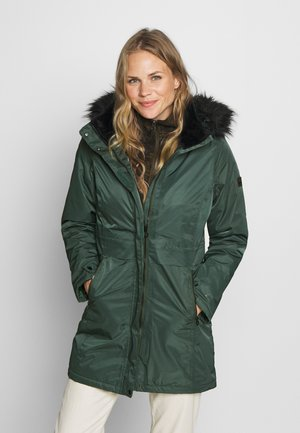 LEXIS - Winter coat - darkest spruce